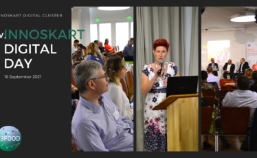 Innoskart supported efficient agri-food processing with international speakers at its Professional Day